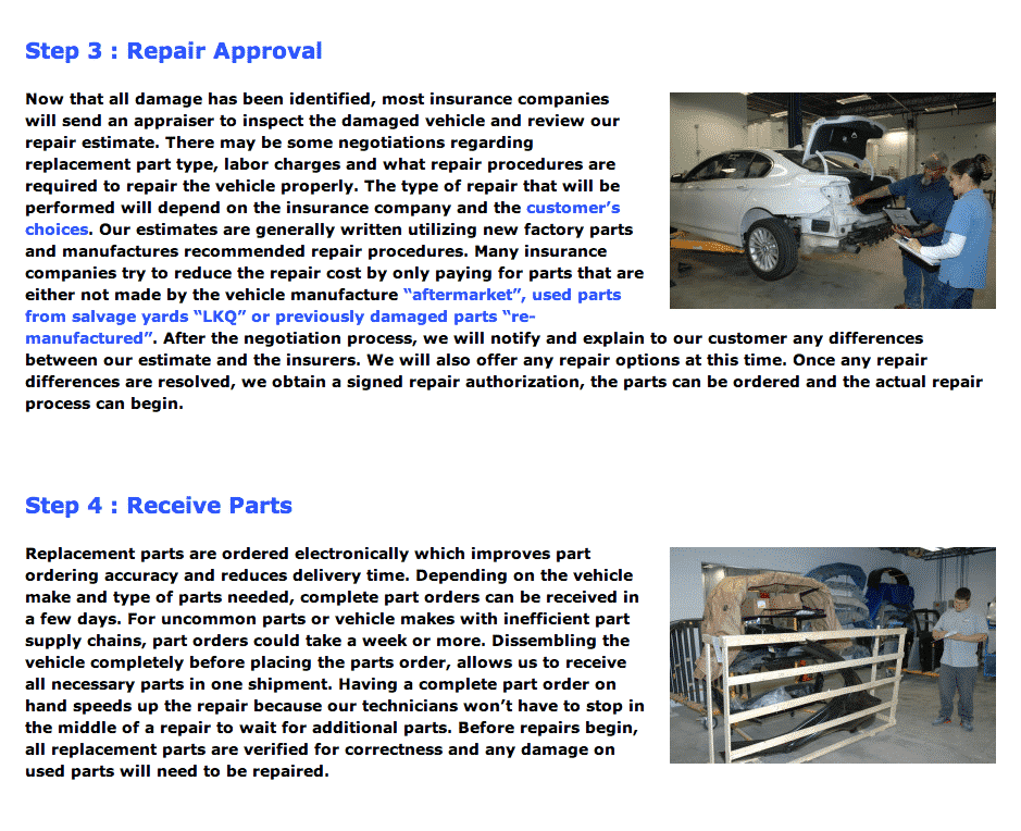 auto body repair process 2