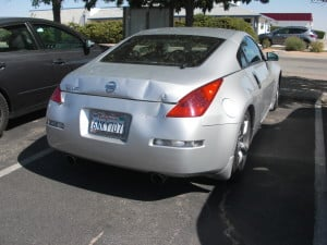 nissan z before