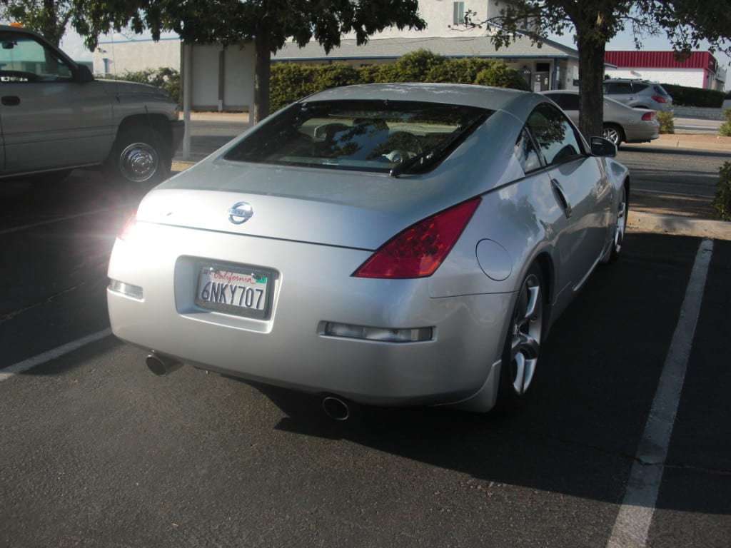 nissan z after