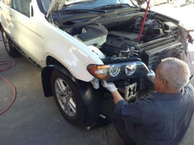auto body repair in hesperia