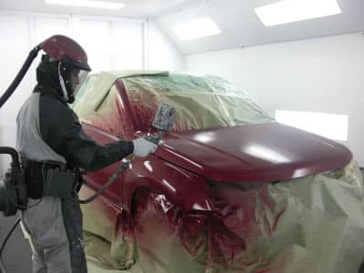 Auto Body Shop Hesperia Ca Collision Repair Center
