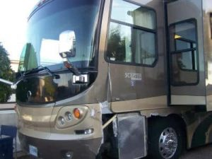 motorhome auto body repair