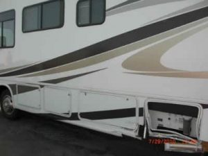 rv side damage
