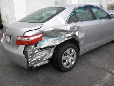 toyota camry before collision repair