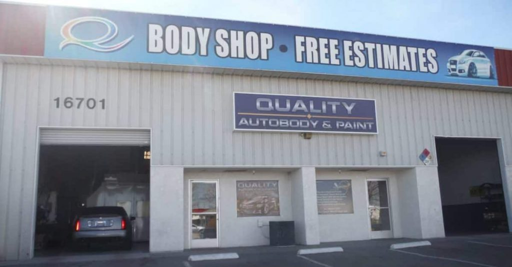 Quality Auto Body & Paint