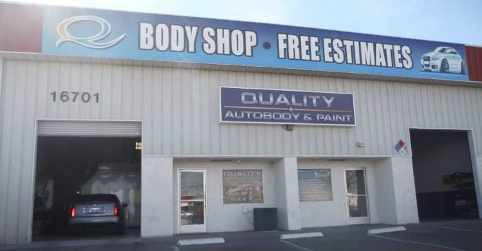 Auto Body Shop Hesperia Ca Collision Repair Center 760